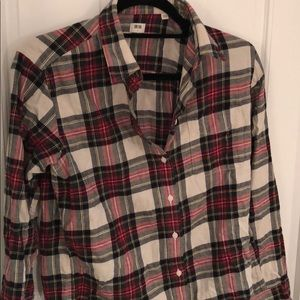 Flannel from UNIQLO